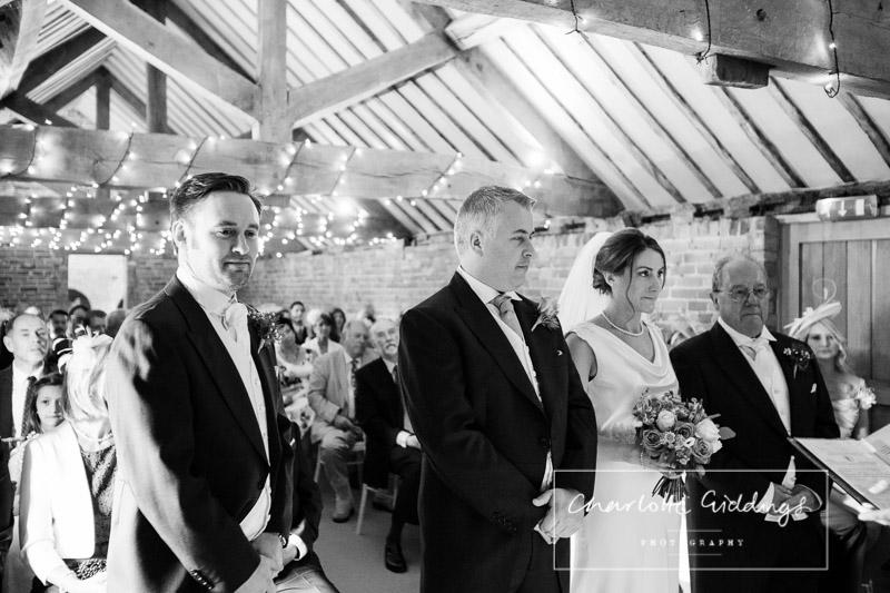 ceremony the tallet, soulton court, soulton hall
