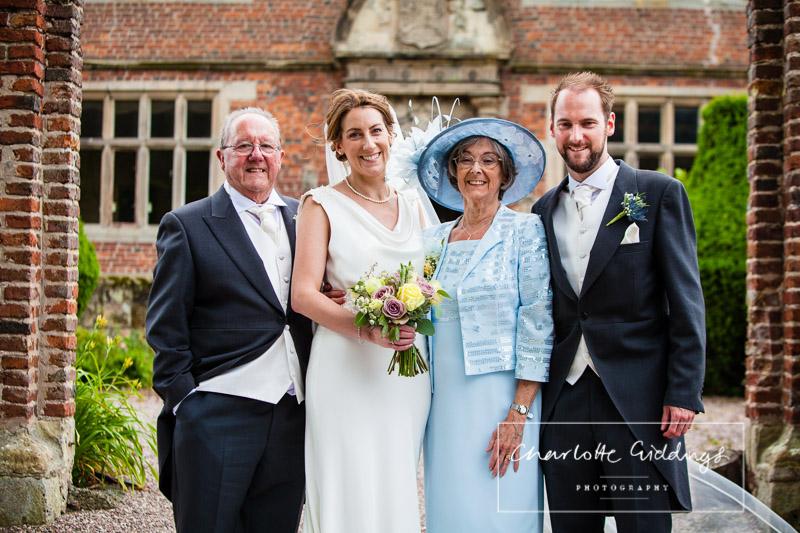 Soulton Hall Wedding Photographer Family Photos