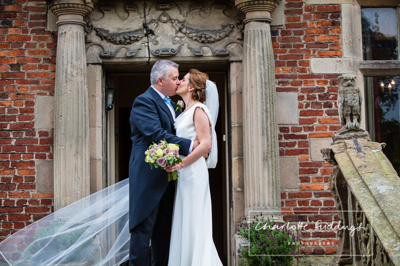 bride and groom photos soulton hall