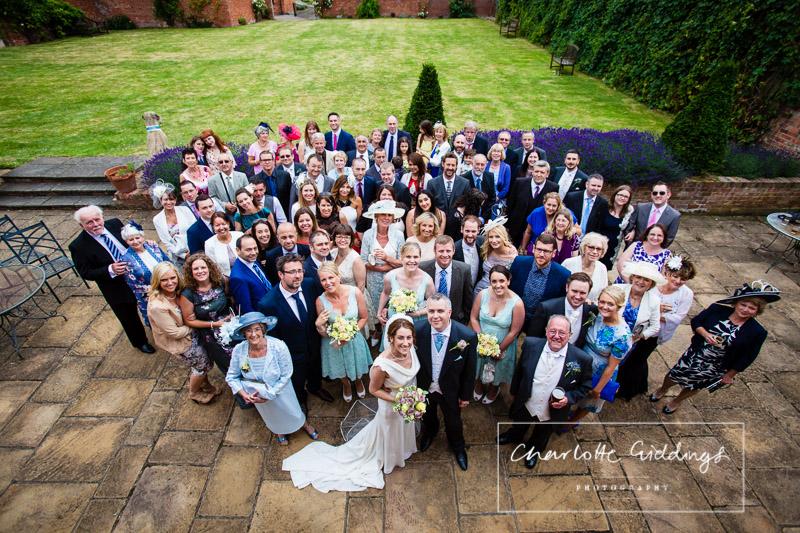 whole group photo soulton hall shropshire