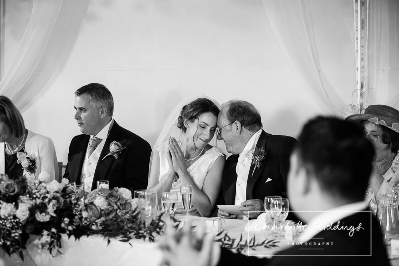 soulton hall wedding photographer father and daughter moment