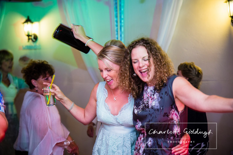best friends soulton hall wedding photographer