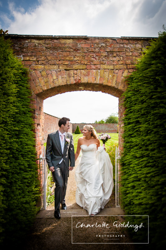 recommended combermere abbey wedding photographer