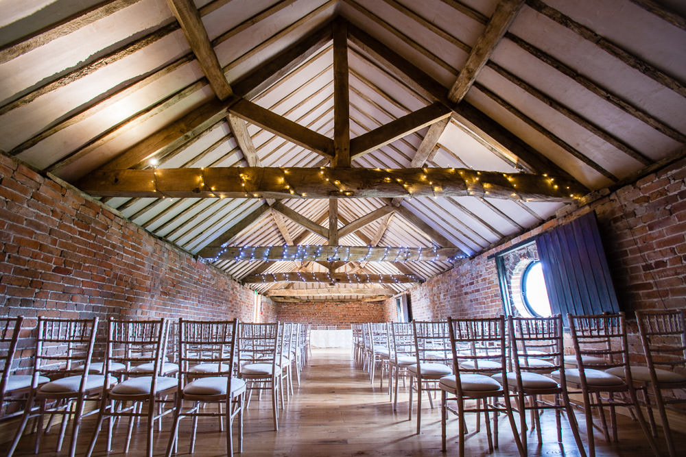 moot hall,soulton court set up for a ceremony - soulton hall photographer