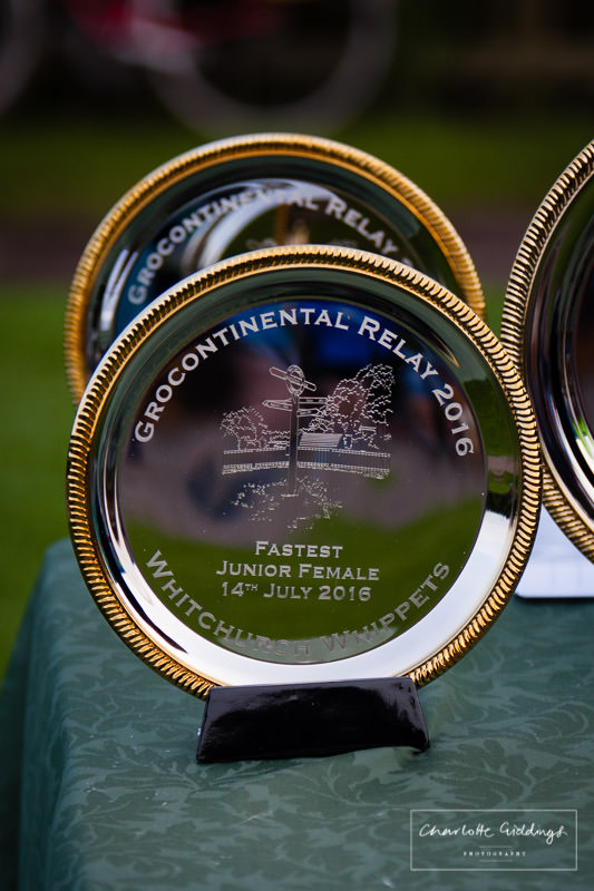grocontinental relay 2016 trophy plates- dearnford lake whitchurch shropshire