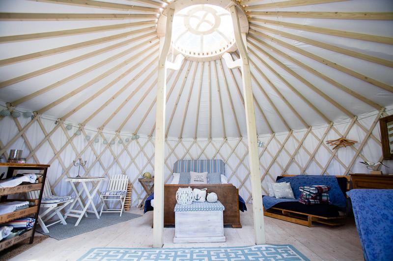 Shropshire Photographer – Yurt Shoot