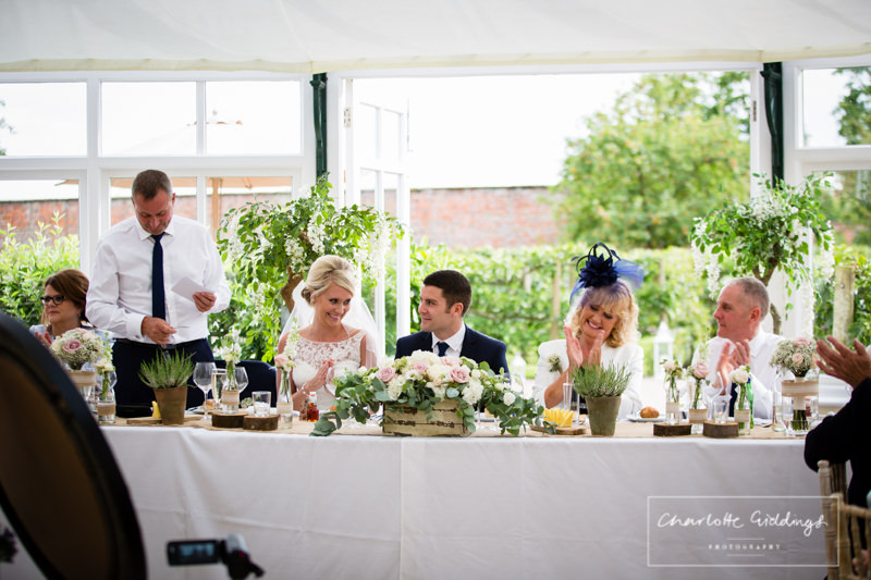 speeches in the glasshouse combermere