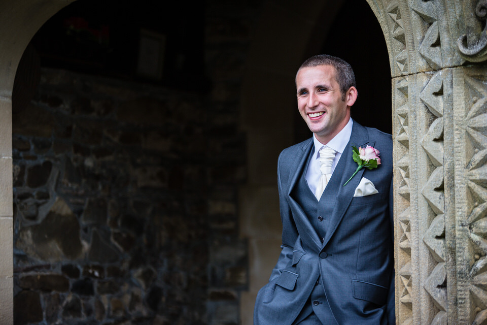 st. llwchaiarn's church wedding photographer