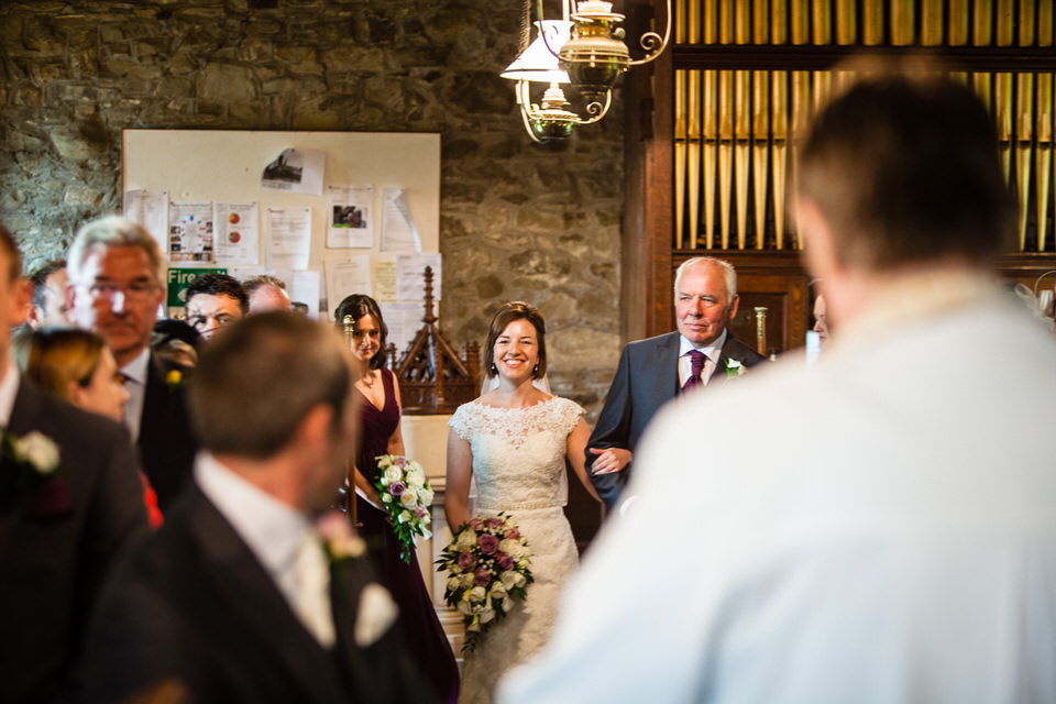 st. llwchaiarns church wedding photographer