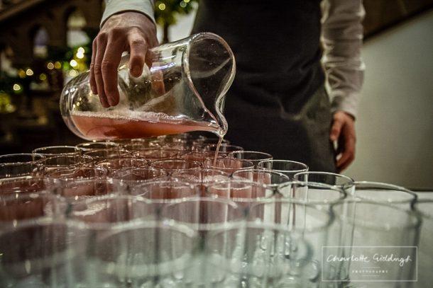 drinks served by horseradish