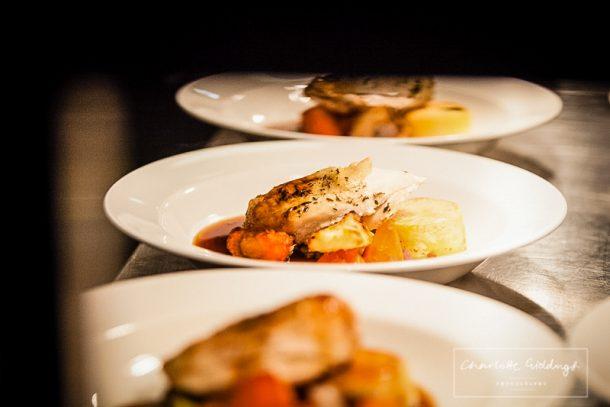 roast chicken breast event food