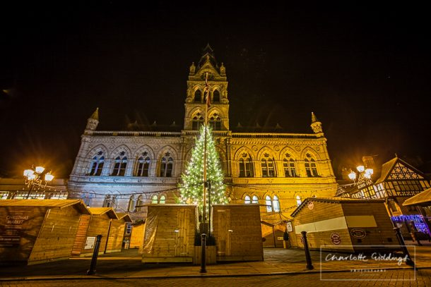 chester town hall christmas markets 2016