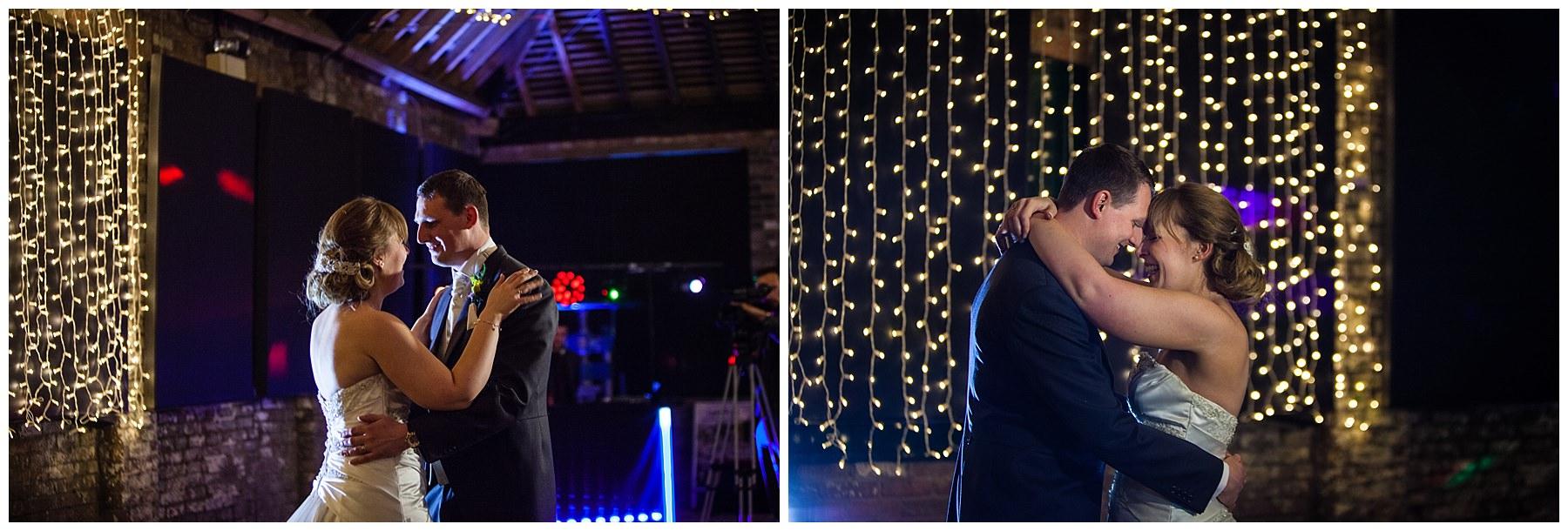 first dance at ironbridge wedding, shropshire wedding photographer