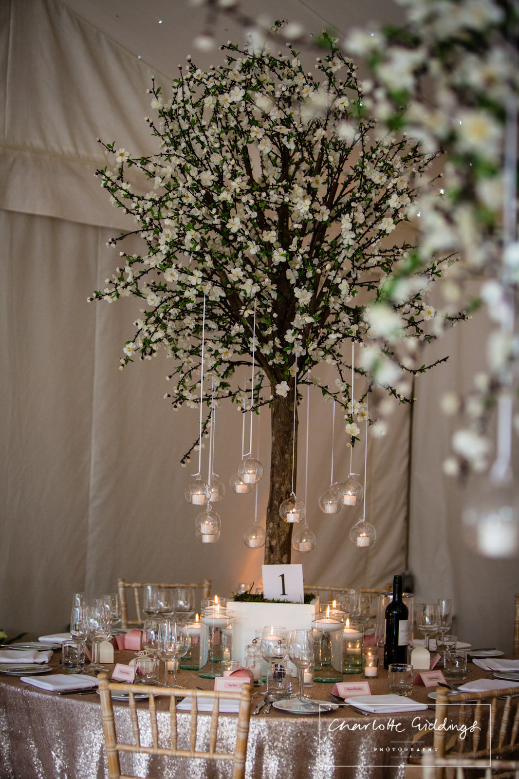 venue dressing - shropshire wedding photographer - wedding supplier