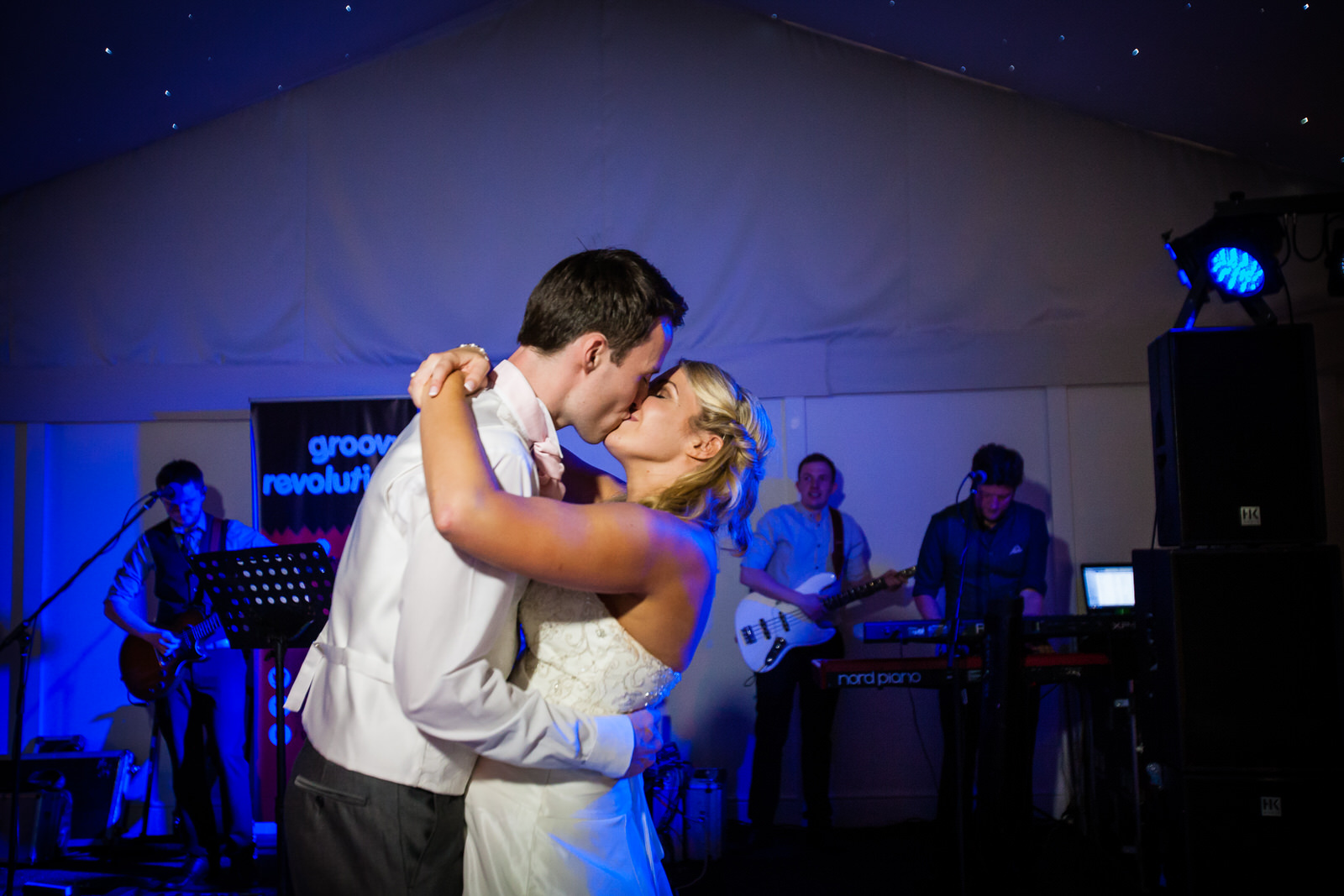groovy revolution, combermere abbey wedding - shropshire wedding supplier