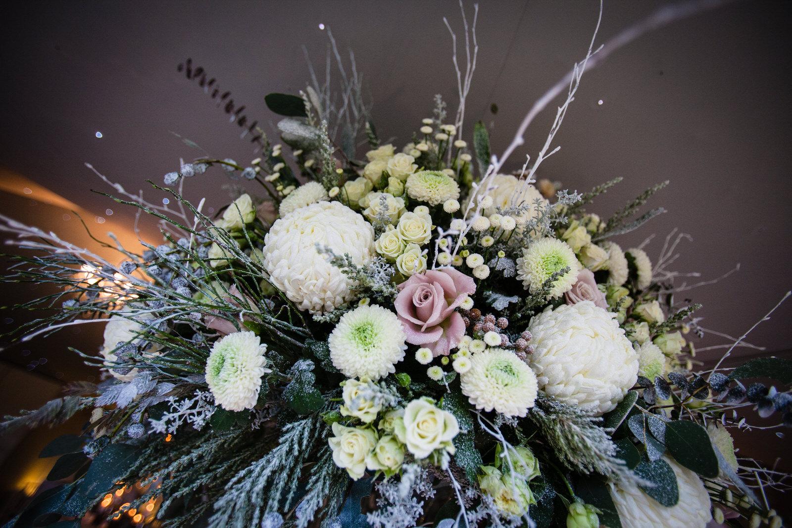 red floral architecture - wedding supplier - shropshire wedding photographer