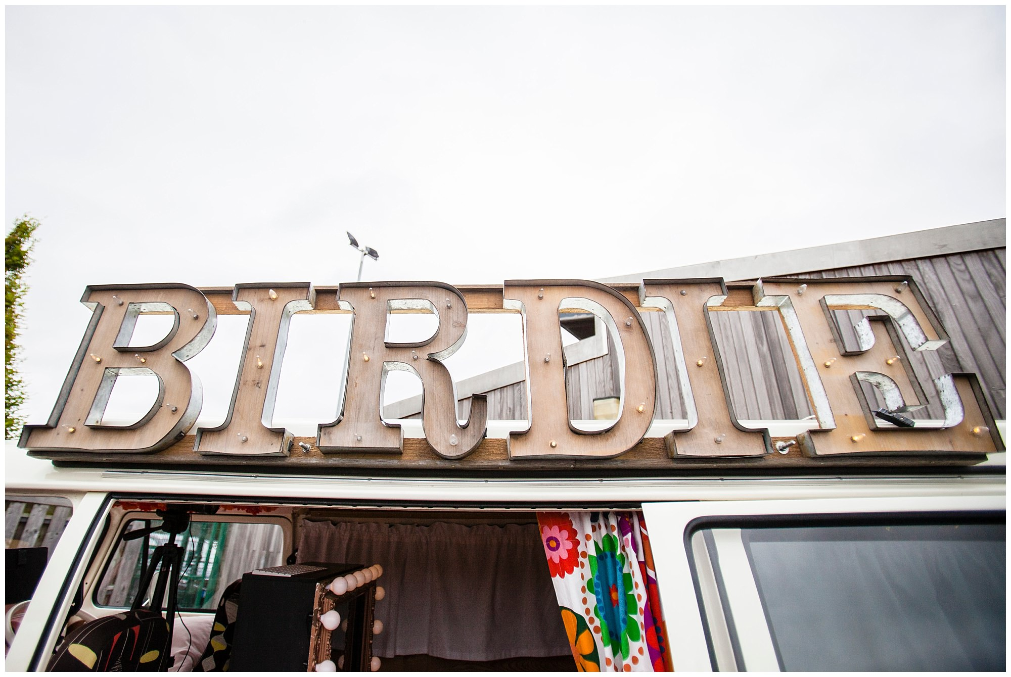 "Large ""Birdie"" letters - charlotte giddings photography"