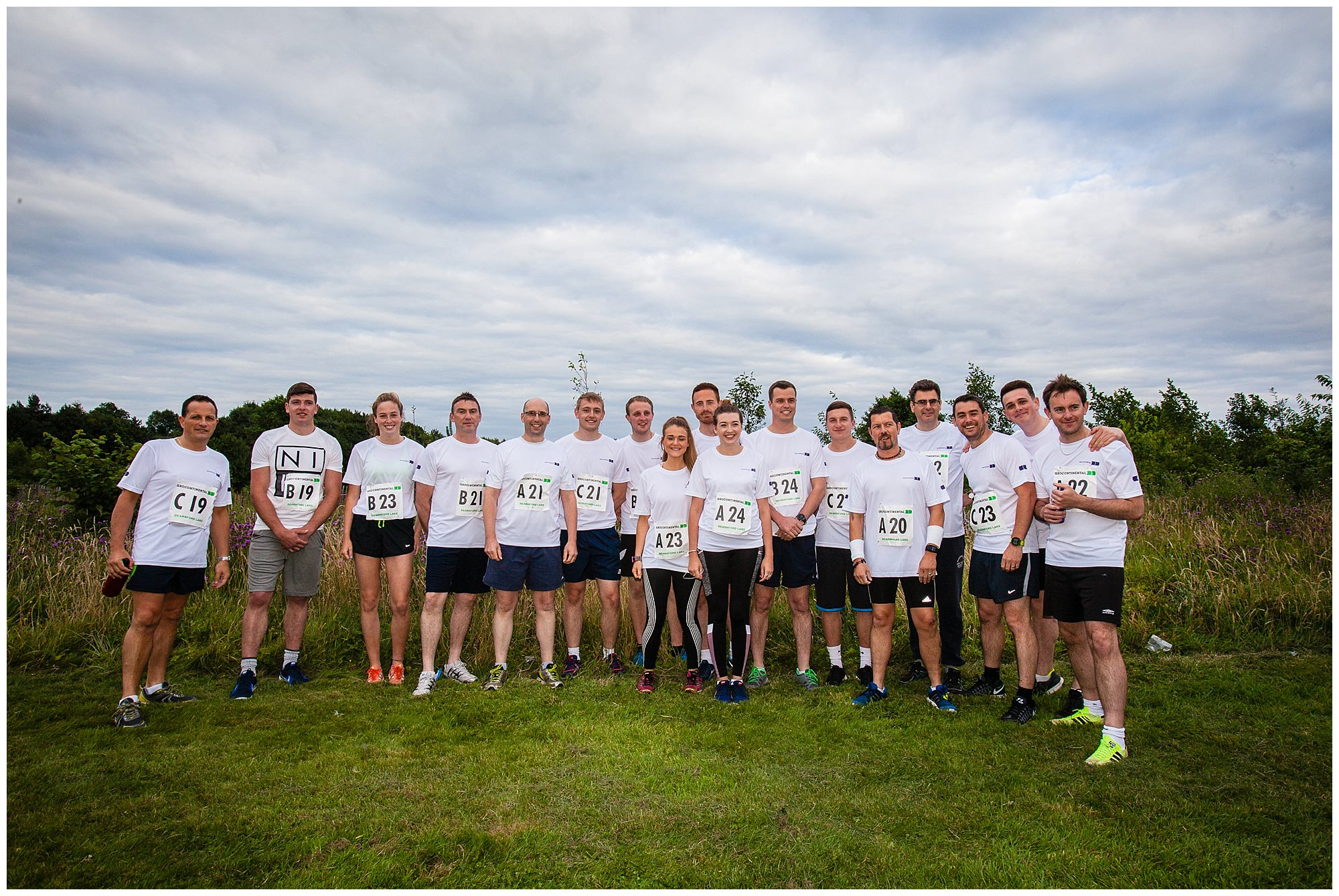 grocontinental relay 2017 team photo - charlotte giddings photography
