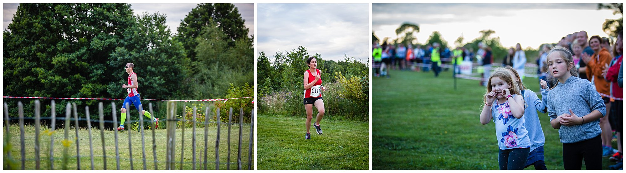 runners in action - shropshire running event photographer