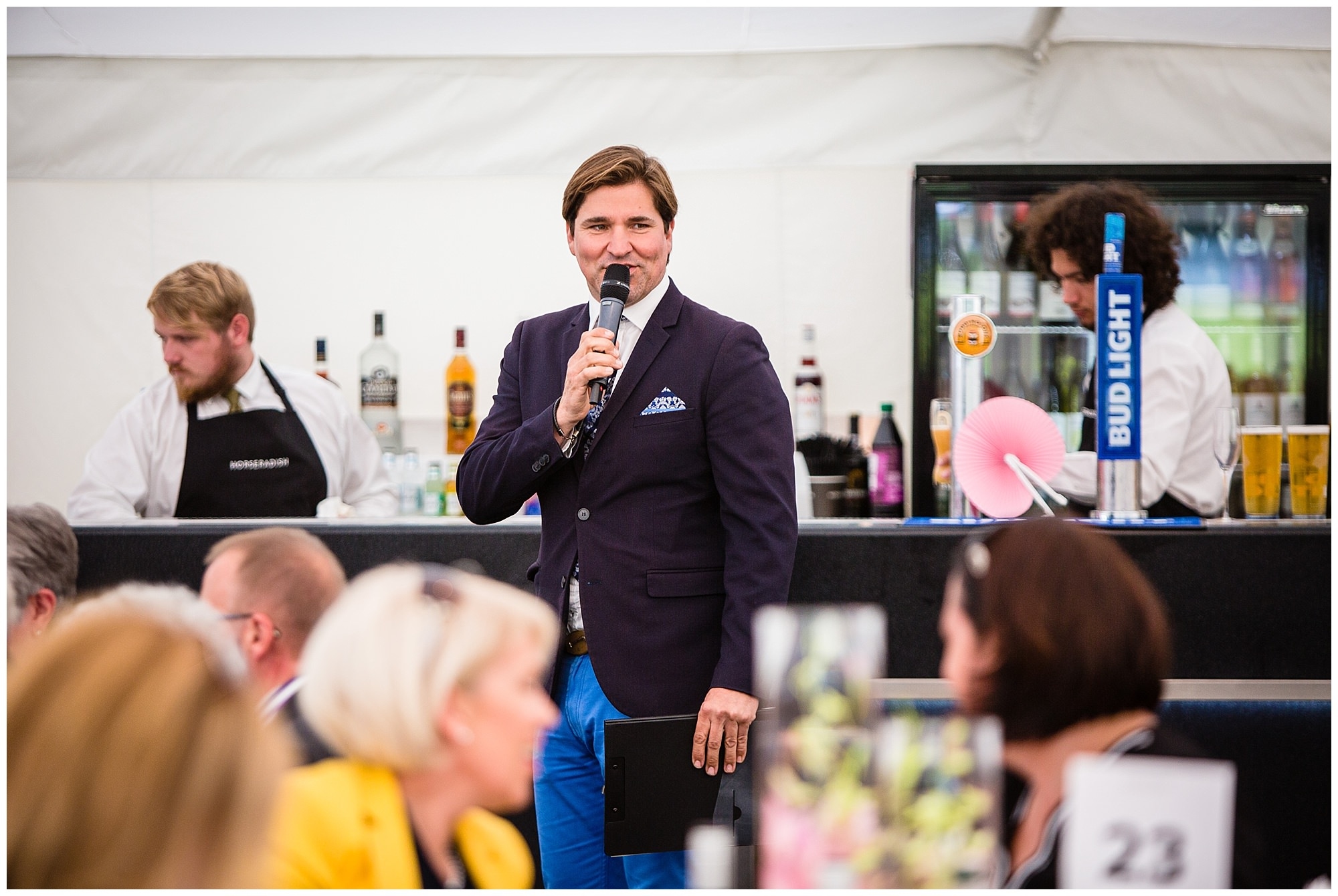 opening speech at chester polo challenge cup meet