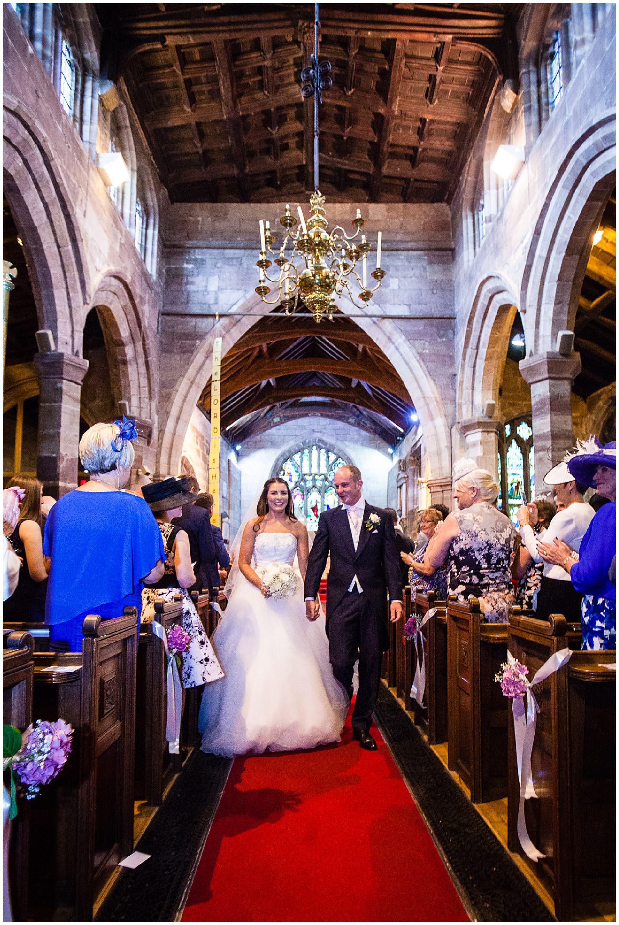 St. James' Church Audlem Wedding Photography - St. James' Church Audlem Wedding Photography