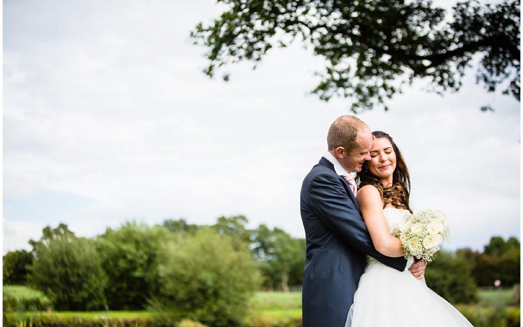 St James' Church Audlem Wedding Photography – Gemma and Oli