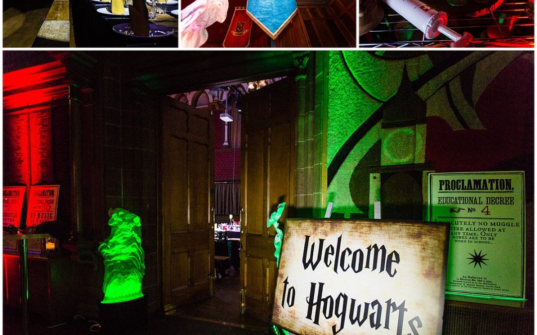 Harry Potter Themed Event at Chester Town Hall