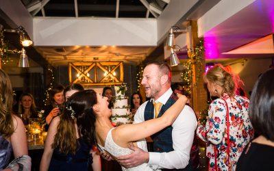 Kev + Suzy's Wedding at The Cock O' Barton