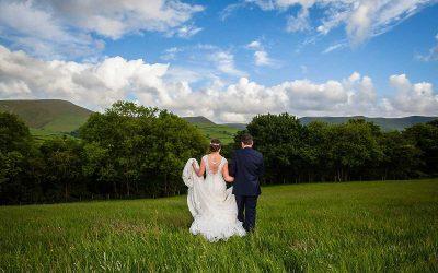 COLOURFUL VINTAGE STYLE WEDDING IN MACHYNLLETH – ROBYN + ANEIRA