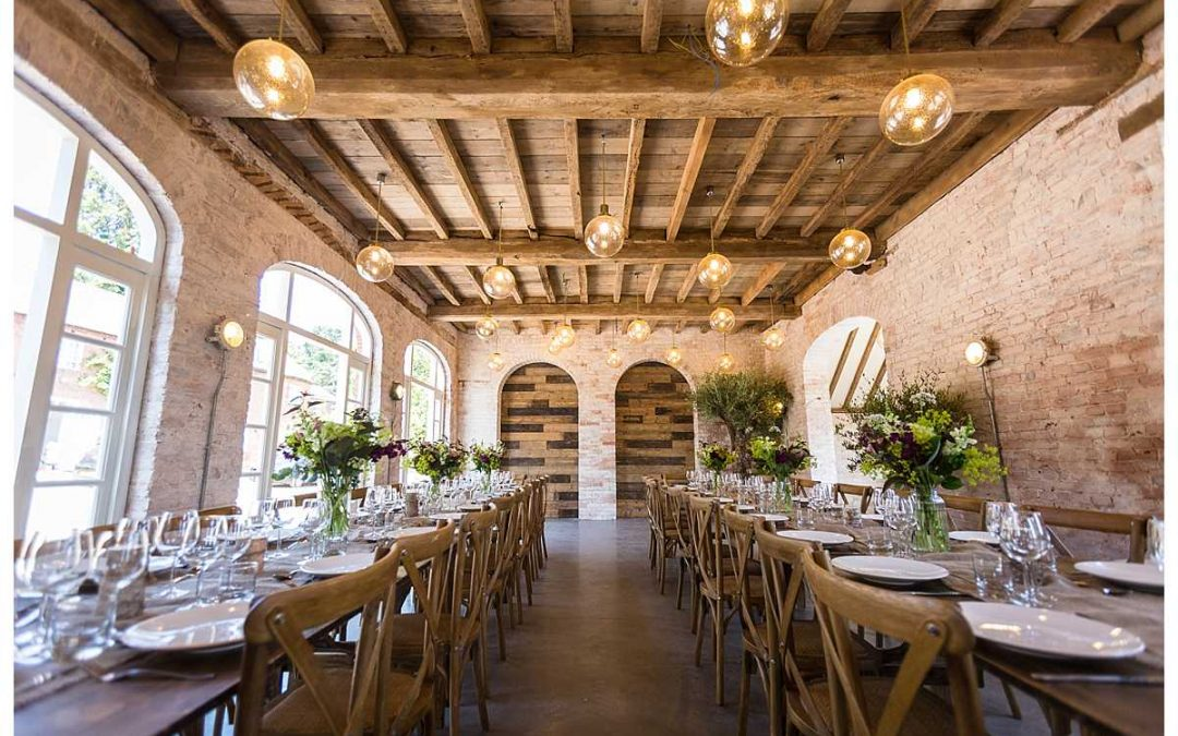 LATEST ADDITION TO SHROPSHIRE VENUE – THE COACH HOUSE, ISCOYD PARK