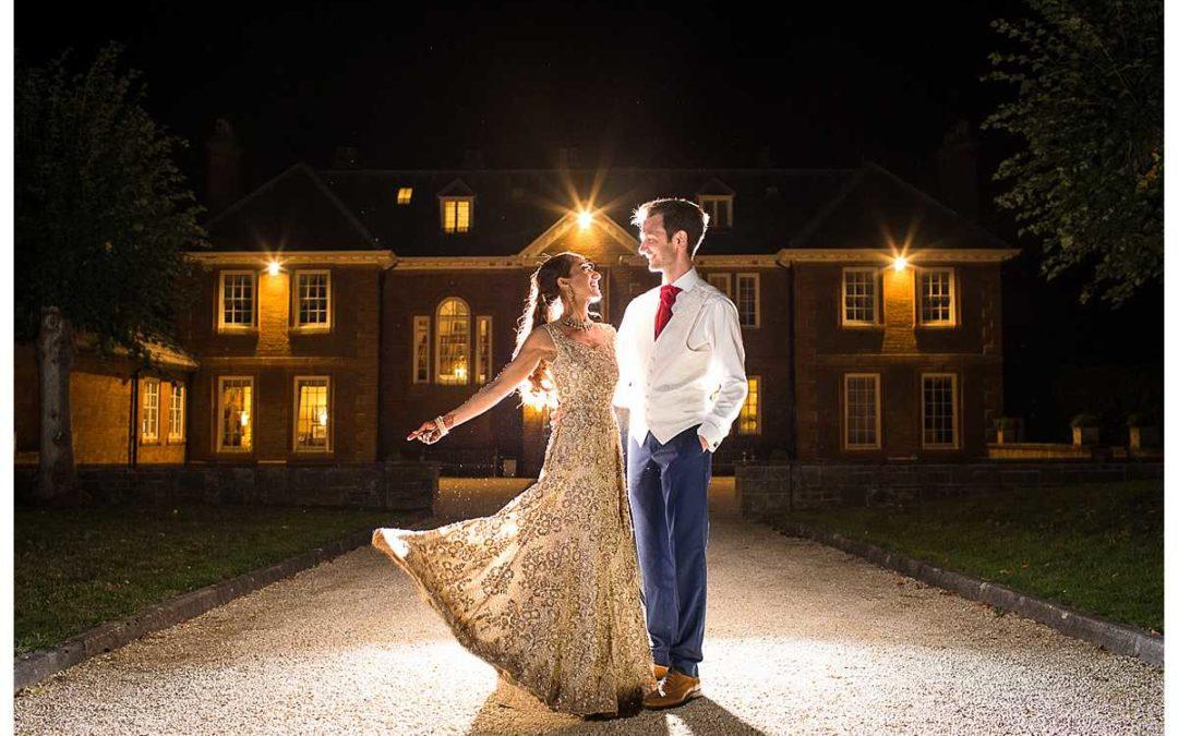 RELAXED INDIAN WEDDING AT POUNDON HOUSE WEDDING VENUE – SEEMA AND DAVID