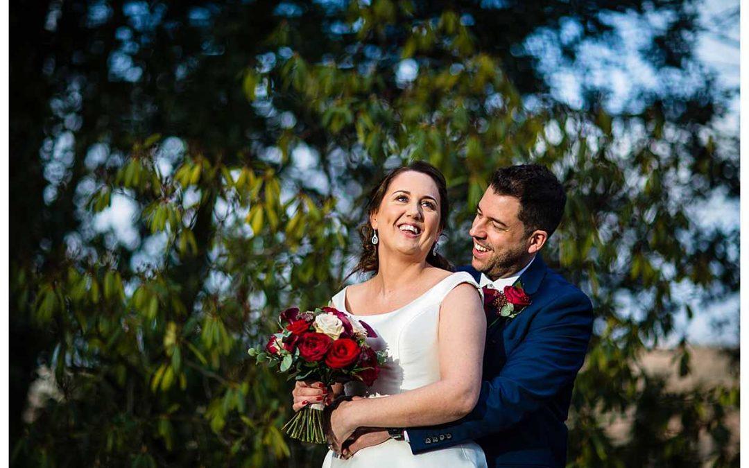 EMMA + STEVE – WINTER WEDDING TYN DWR HALL, LLANGOLLEN WEDDING VENUE, NORTH WALES