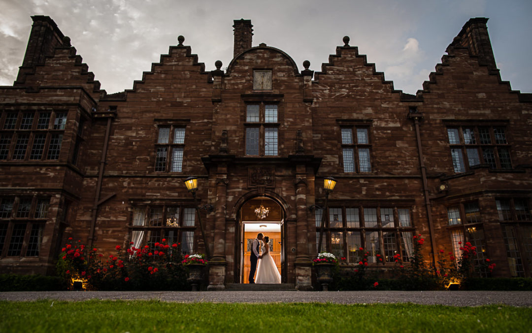 SNEAK PEAK: SOPHIE + SCOTT, WRENBURY HALL SUMMER WEDDING