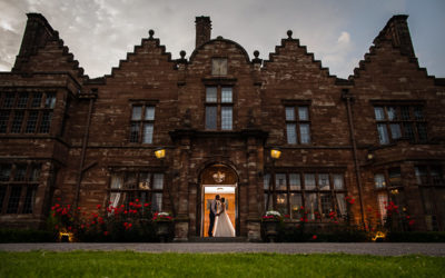 SNEAK PEAK: SOPHIE + SCOTT, WRENBURY HALL SUMMER WEDDING