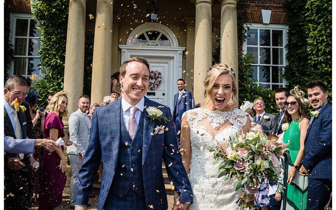 SNEAK PEAK: KATE + PETE'S GORGEOUS SUMMER ISCOYD PARK WEDDING